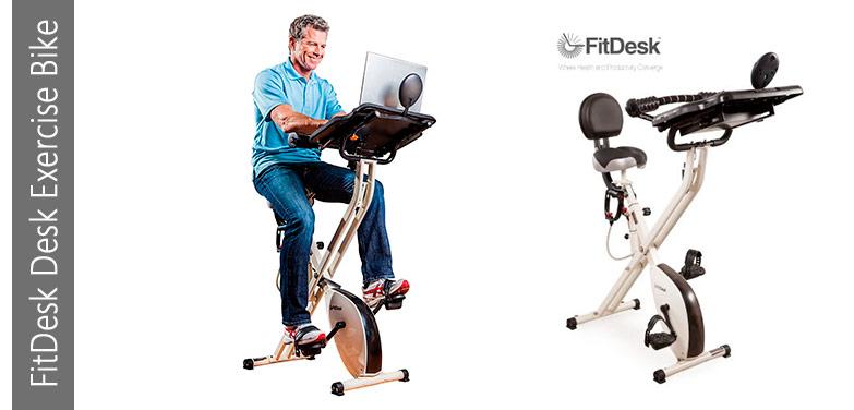 Fitdesk 2 0 Desk Exercise Bike Gym Equipment