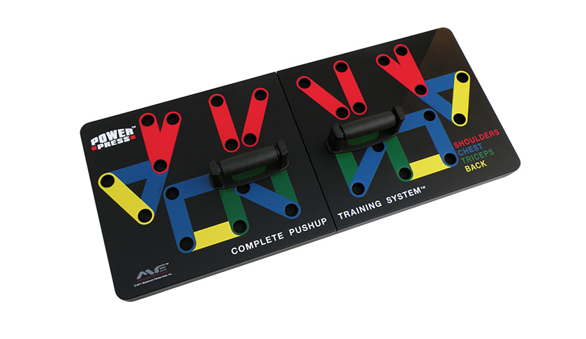 Power Press Push Up Board