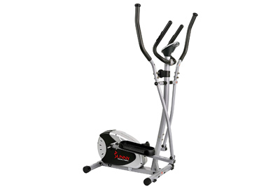 Magnetic Elliptical Machine Trainer by Sunny Health & Fitness