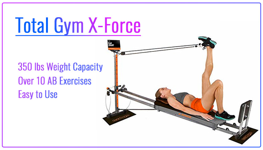 Total Gym X-Force