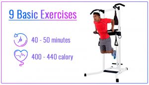 power tower workout
