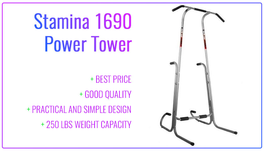Stamina 1690 Power Tower
