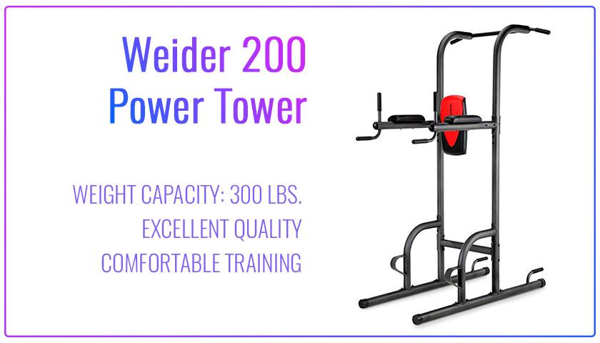 Weider 200 Power Tower