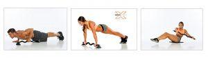 Xbar Portable Gym Workout