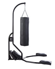 Aqua Punching Bag Stand Holds