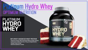 Platinum Hydrowhey by Optimum Nutrition
