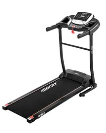 Decor Hut Folding Electric Treadmill