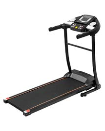 MIERES Foldable Treadmill