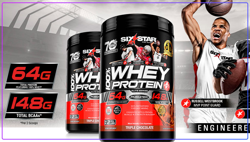 six star whey protein plus reviews