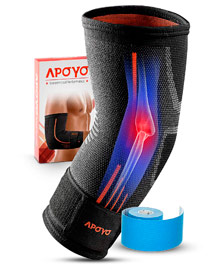 APOYO Elbow Compression Sleeve review