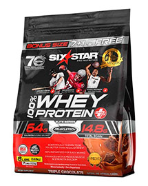 Six Star Elite Series 100% Whey
