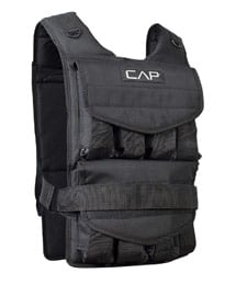 Cap Barbell Weighted Vest review