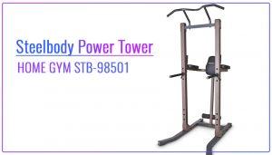 Steelbody Power Tower