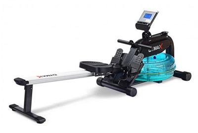 GOPLUS Water Rowing Machine review