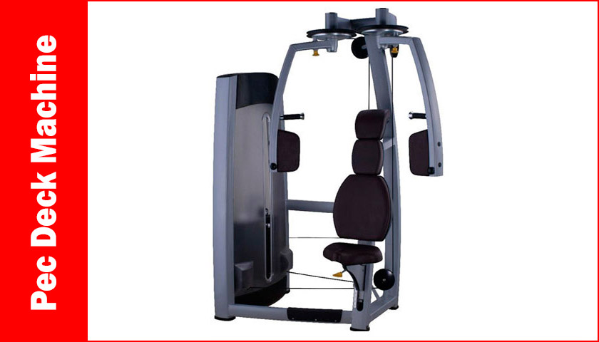 Pec Deck Machine
