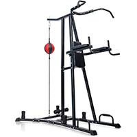 Merax Boxing fitness tower