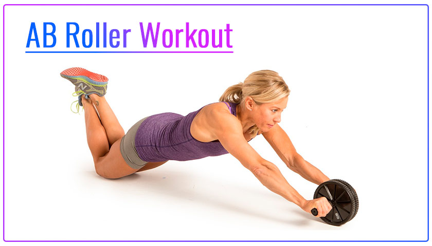 AB Roller Workout