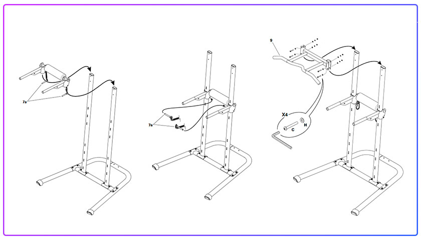 Bowflex BodyTower Assembly Manual