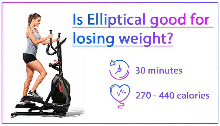 is elliptical good for losing weight