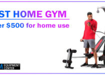 Best Home Gym Under $500