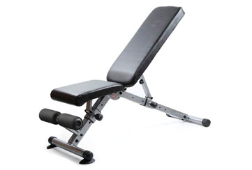 RitFit Adjustable/Foldable Utility Bench