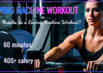 What Muscles do a Rowing Machine Workout