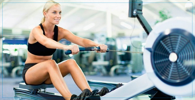 Benefits of Rowing Machine Workout