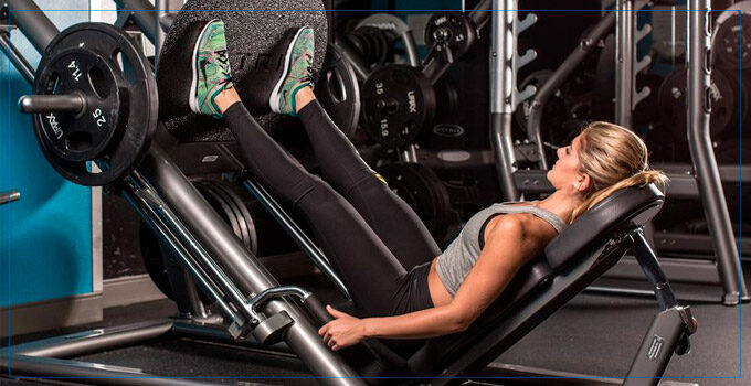 Best home gym with leg press