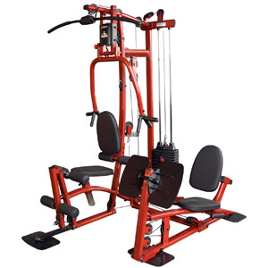 Body-Solid EXM1 Gym with Leg Press Exclusively for Fitness Factory