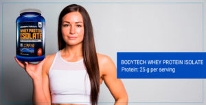 BodyTech Whey Protein Isolate Reviews