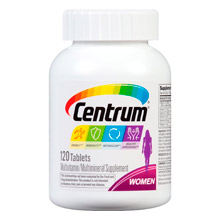 Centrum Multivitamin for Women review