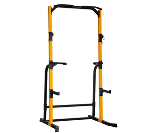 Diophros Barbell Power Rack