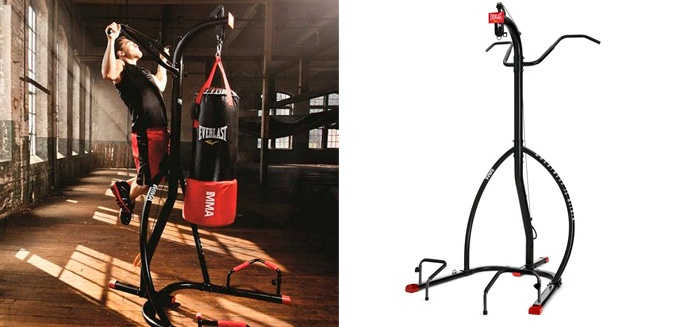 Everlast MMA Omnistrike Heavy Bag Stand