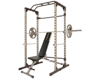Fitness Reality 810XLT - Best Power Racks for Garage Gyms