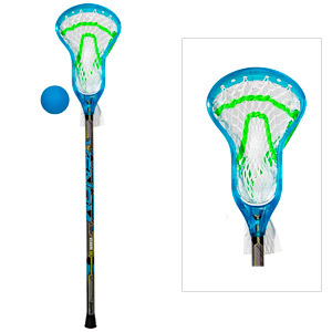 Franklin Sports Mini Pro Style Venom Lacrosse Stick