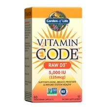 Garden of Life Vitamin D review