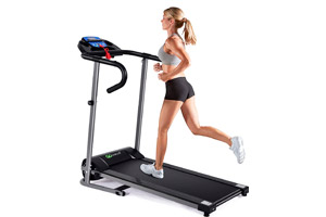 Goplus Electric Folding Treadmill review