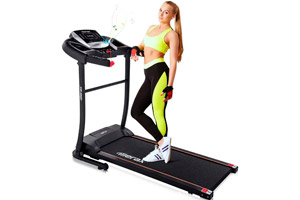 Merax Easy Folding Treadmill review