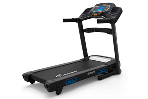 Nautilus Treadmill Series T618 review