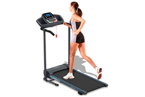 SereneLife Electric Folding Treadmill review