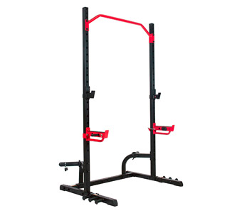 Sunny Health & Fitness Power Zone Squat Stand Rack Power Cage