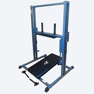 TDS Vertical Premier Leg Press
