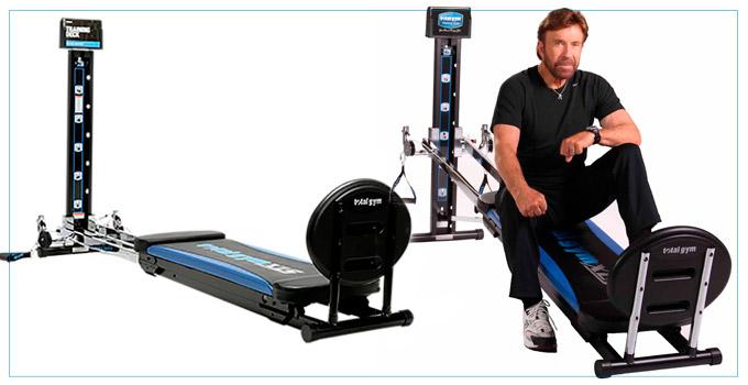 Total GYM XLS Workout