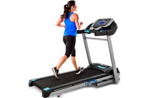 XTERRA Fitness TRX3500 Folding Treadmill