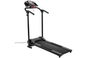 ZELUS Folding Treadmill review