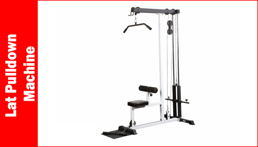 Lat Pulldown Machine