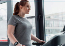 how to lose weight running on a treadmill