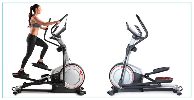 nordictrack elite 10.9 elliptical reviews
