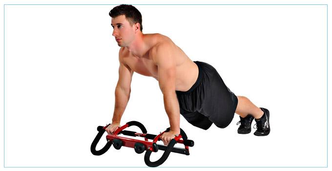 Stamina Door Gyms  push-ups